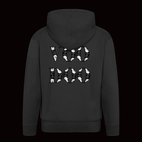 VoodooBrand T-Shirt - Men's Premium Hooded Jacket
