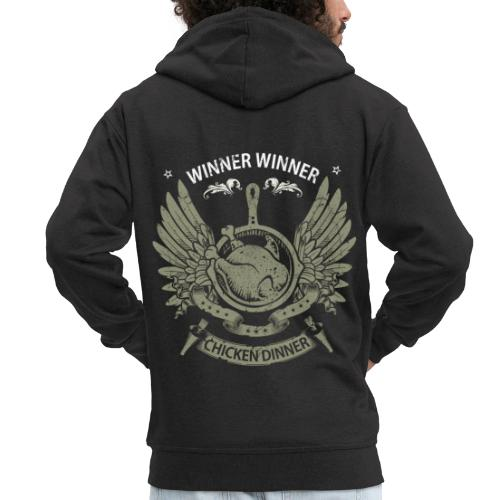 PUBG Pioneer Shirt - Premium Design - Men's Premium Hooded Jacket