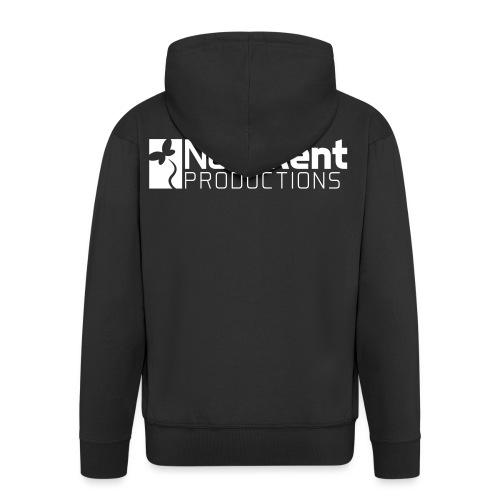 NeedRent Produktions - Herre premium hættejakke