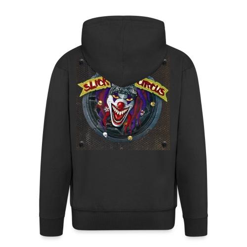 Slick Rock Circus - Live Shirt Exploding Speaker - Männer Premium Kapuzenjacke