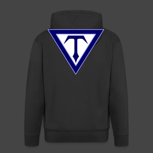 T-Eagle Records - Logo - Männer Premium Kapuzenjacke
