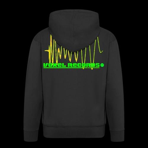 Boom 909 Drum Wave - Men's Premium Hooded Jacket