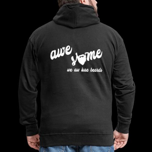 Awesome - Men's Premium Hooded Jacket
