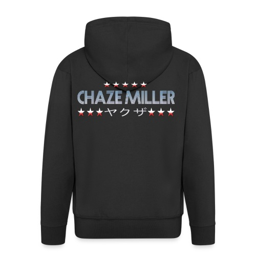 Chaze Miller Yakuza - Männer Premium Kapuzenjacke