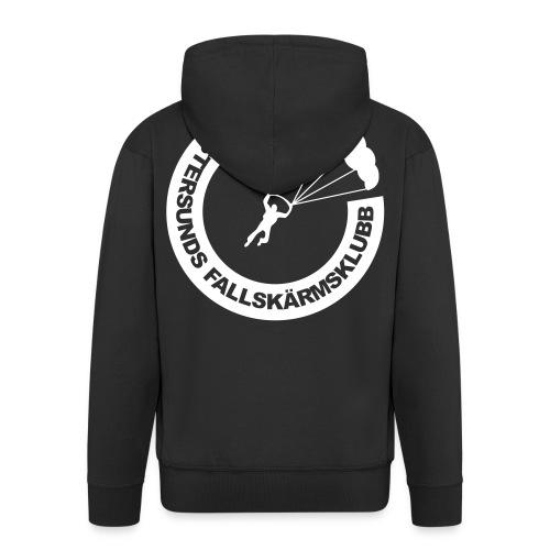 ÖFSK 2015 logo bröst - Premium-Luvjacka herr