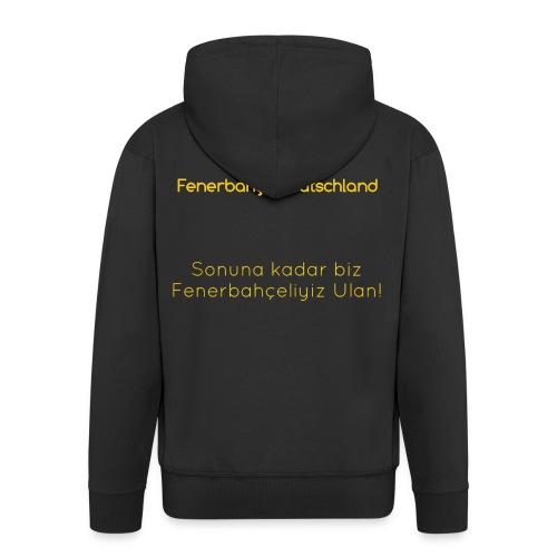 Fenerbahçe Deutschland - Männer Premium Kapuzenjacke