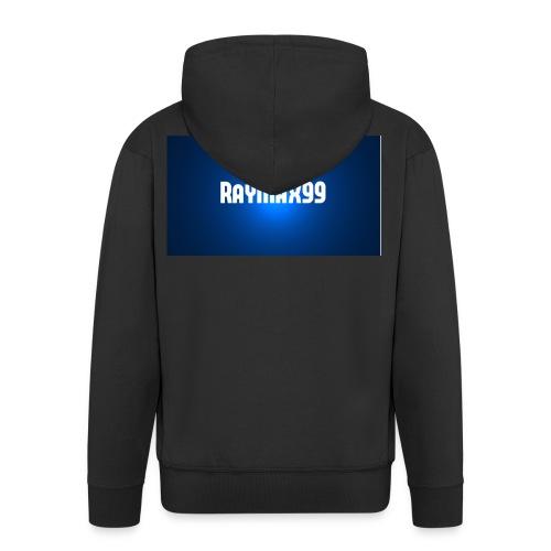 Raymax99 Herr Tröja - Premium-Luvjacka herr