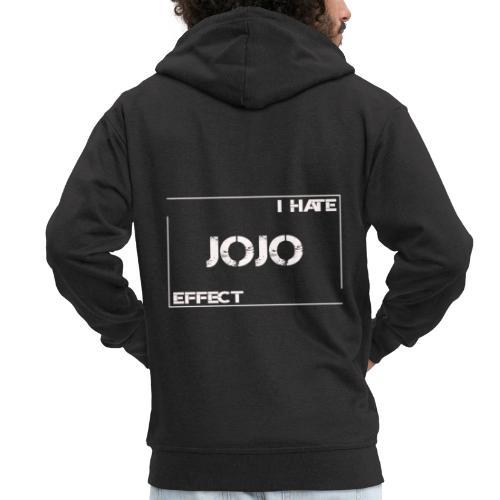 I hate JOJO Effect - Männer Premium Kapuzenjacke