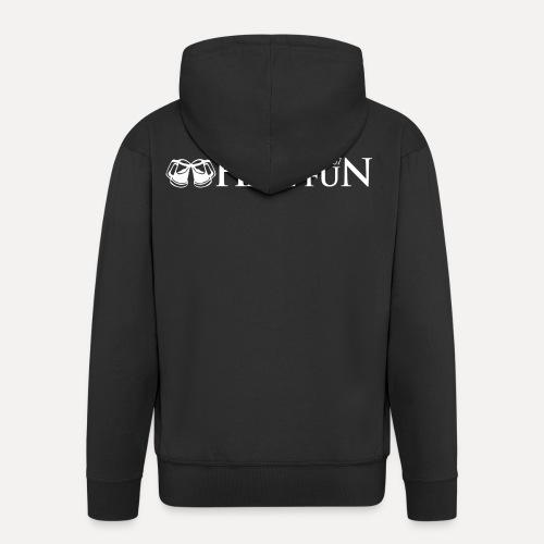 Logo Have Fun Malfurion - Männer Premium Kapuzenjacke