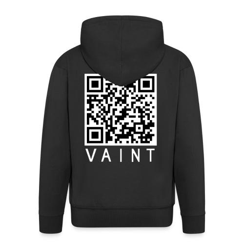 QR VAINT - Männer Premium Kapuzenjacke