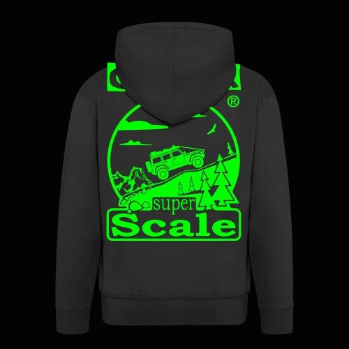 superScale® - ORGA - Männer Premium Kapuzenjacke