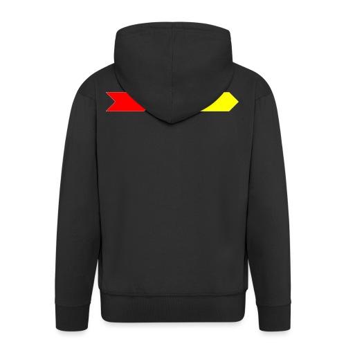 Official Thunder Gamer Hoodie - Men's Premium Hooded Jacket