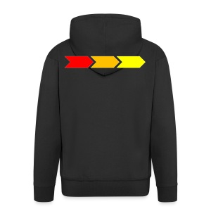 Official Thunder Gamer Hoodie - Men's Premium Hooded Jacket