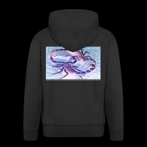 Misery Mobb Scorpion Jacket - Men's Premium Hooded Jacket