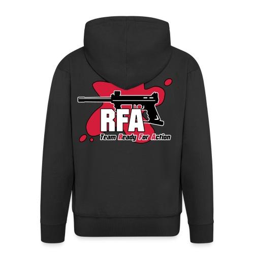 team rfa2 - Männer Premium Kapuzenjacke
