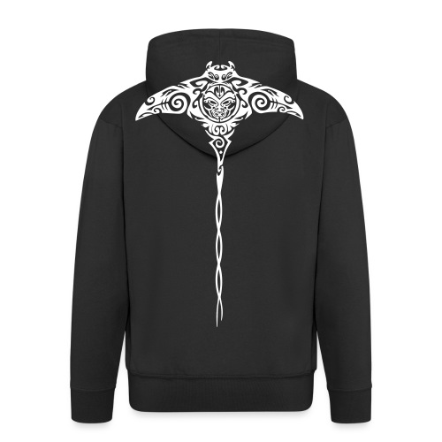 Aloha Ray - Men's Premium Hooded Jacket