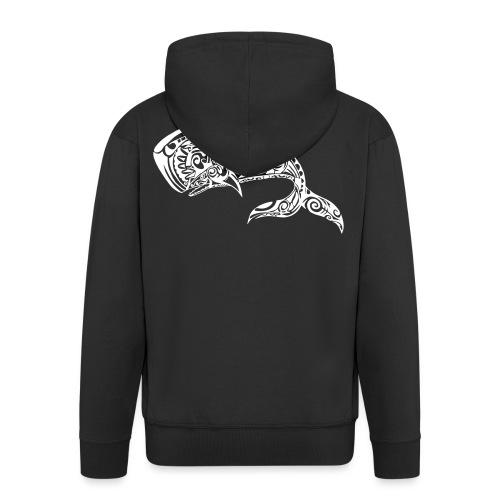 Dear Moby - Men's Premium Hooded Jacket