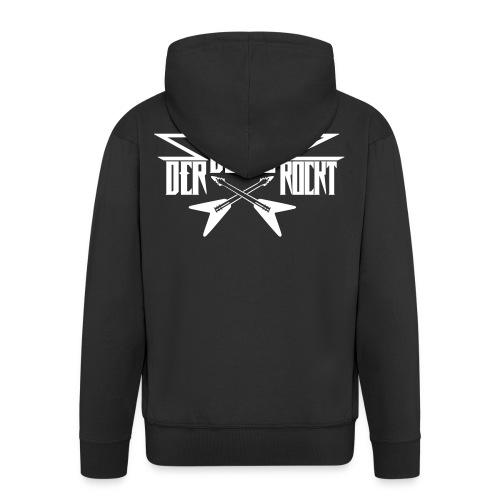 DDR - Männer Premium Kapuzenjacke