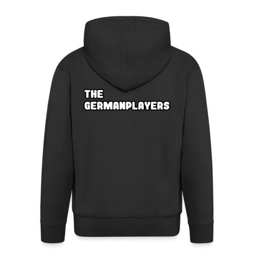 TheGermanPlayers Schridt - Männer Premium Kapuzenjacke