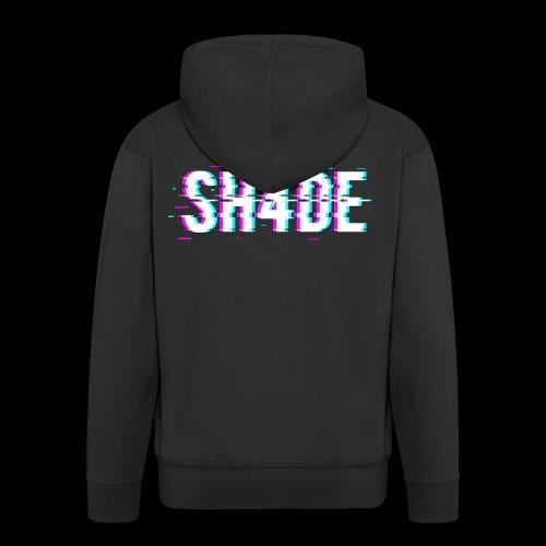 SH4DE. - Men's Premium Hooded Jacket