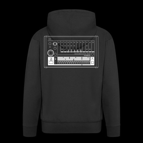 808 Line - Men's Premium Hooded Jacket