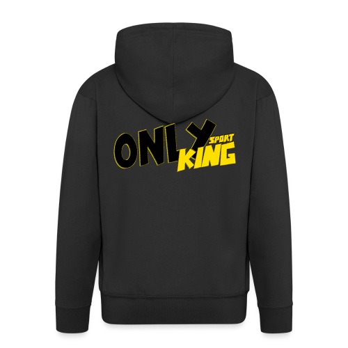 OnlyKing Sport Design - Veste à capuche Premium Homme