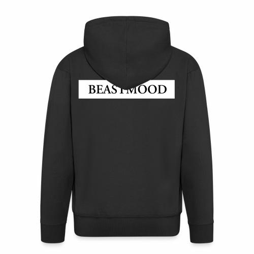 BEASTMOOD - Männer Premium Kapuzenjacke