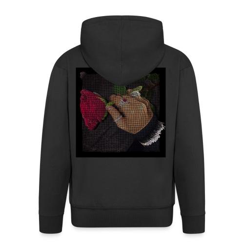 ROSES - Men's Premium Hooded Jacket