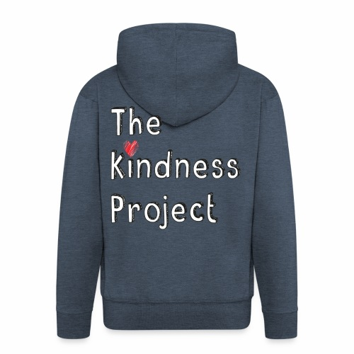 The kindness project - Men's Premium Hooded Jacket