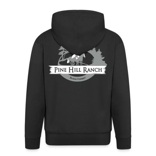 PINE hill Ranch6 - Männer Premium Kapuzenjacke
