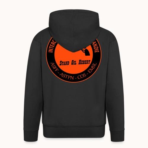Logo Interclubs - Veste à capuche Premium Homme