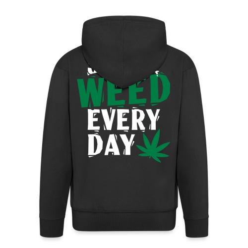 Smoke Weed Everyday Linovert - Veste à capuche Premium Homme