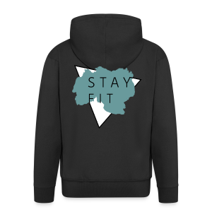 STAYFITBOYS Collection - Premium Hettejakke for menn