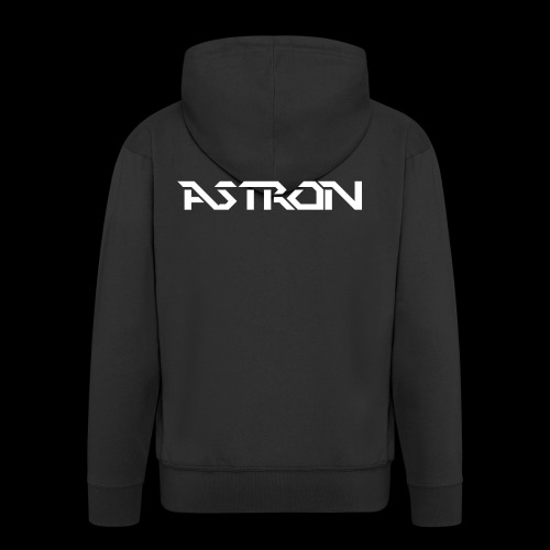 Astron - Men's Premium Hooded Jacket