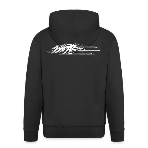 2wear Stretch Logo ver02 √ - Herre premium hættejakke