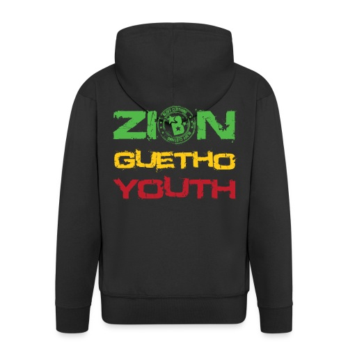 Zion Guetho Youth - Chaqueta con capucha premium hombre