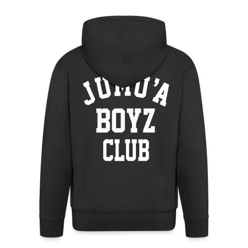 Jumu'a Boyz Club - Veste à capuche Premium Homme