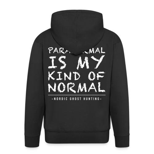 Paranormal is my kind of normal - Premium-Luvjacka herr