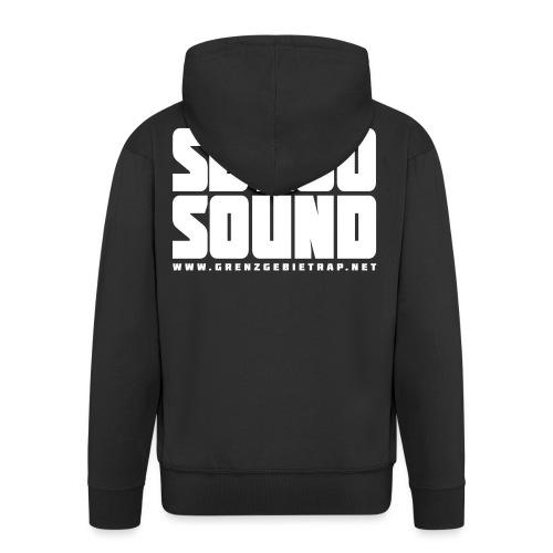 SB ZOO Blockbuster - Männer Premium Kapuzenjacke
