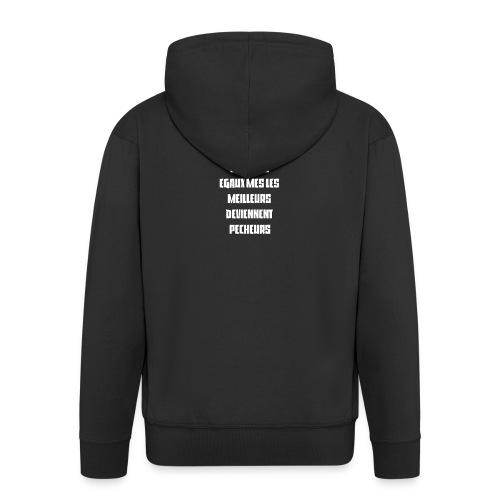 Vêtements pêche - Veste à capuche Premium Homme