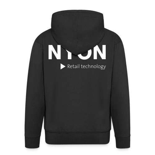Nyon Fashion Retail - Mannenjack Premium met capuchon