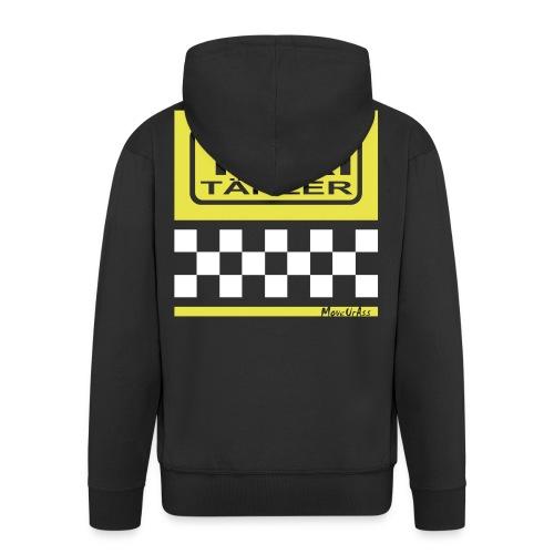Taxitänzer - Männer Premium Kapuzenjacke