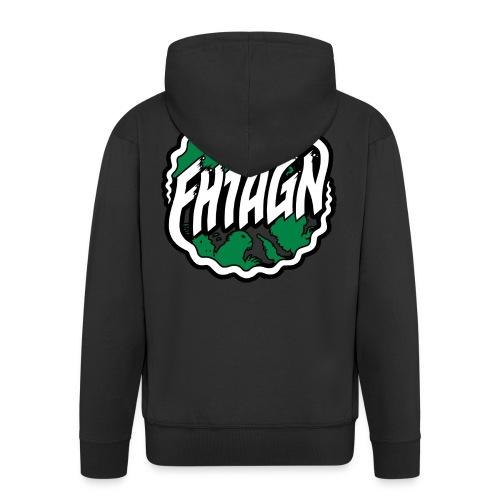 FHTAGN - Männer Premium Kapuzenjacke