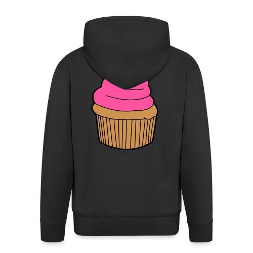 Xano Muffin's - Men's Premium Hooded Jacket