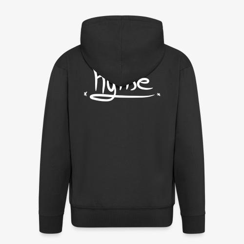 hyrisefont2 - Männer Premium Kapuzenjacke