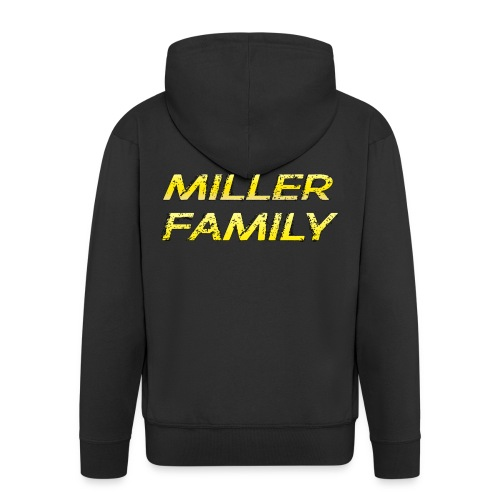Miller Family - Männer Premium Kapuzenjacke