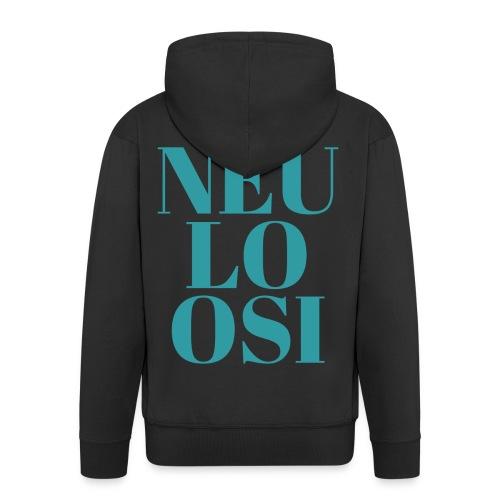 Neuloosi - Men's Premium Hooded Jacket