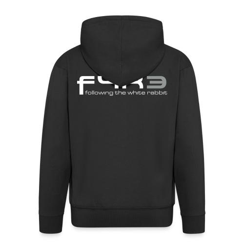 f4k3 - Männer Premium Kapuzenjacke