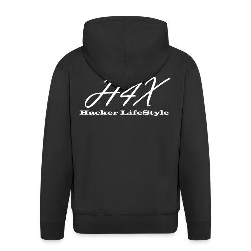 H4X - Veste à capuche Premium Homme