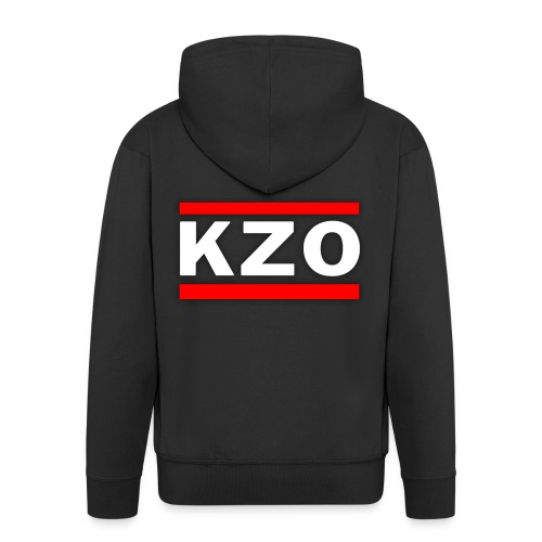 KZO - Männer Premium Kapuzenjacke